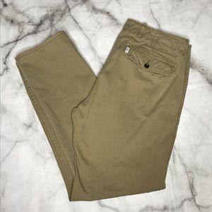💥 Levi's 34x30 khaki pants
